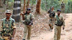 Naxals Blow Up Block Office In Bihar's Jamui