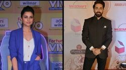 Ayushmann Khurrana Is Stoked About Working With Parineeti Chopra In Their