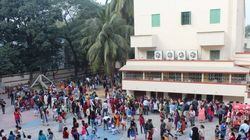 Firing Outside Loreto School In Kolkata Injures