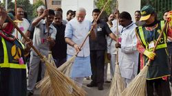 Modi's Varanasi Is Among The 10 Dirtiest Cities In