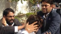 No Action Yet Against Delhi Lawyer Seen Beating Up Man At Patiala House
