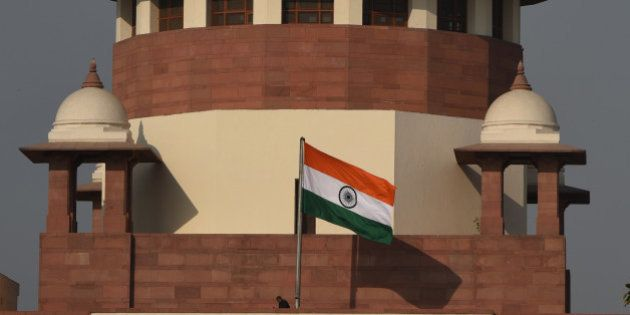 NEW DELHI, INDIA - FEBRUARY 2: The Supreme Court has agreed to refer a curative petition challenging...