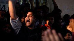 Pro-Afzal Guru Slogans Raised In Kolkata's Jadavpur
