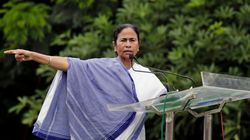 Mamata Banerjee Takes Injured Road Accident Victim To