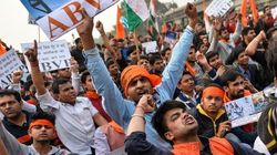 BJP To Stand Its Ground On JNU Incidents 'Very Aggressively' In