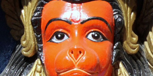 Lord Hanuman Summoned To Court In