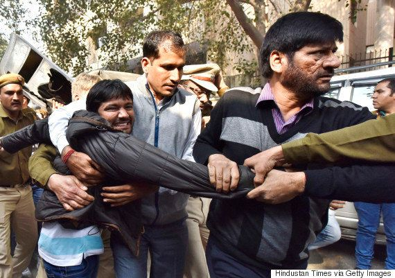 The JNU Row Just Revised The Definitions Of 'Lawyer', 'Police', 'Governance' And