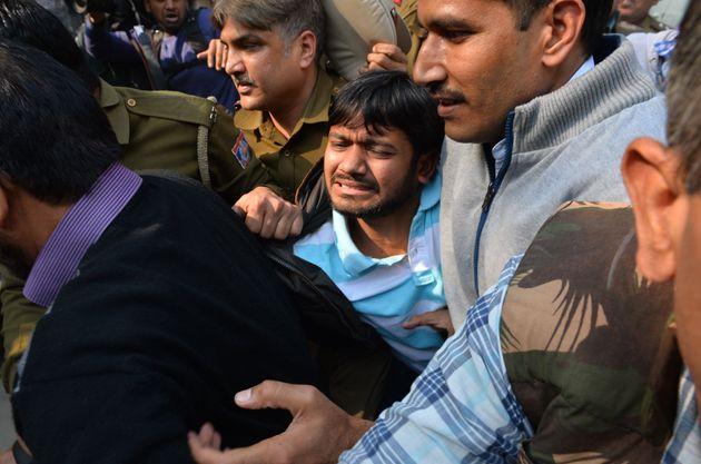 Supreme Court Asks JNU Student Kanhaiya Kumar To Approach The High Court For