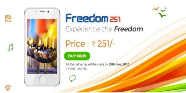 The Website Of Controversial Freedom 251 Phone Is A Security