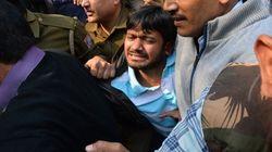 Kanhaiya Kumar's Medical Reports Shows He Was Injured In