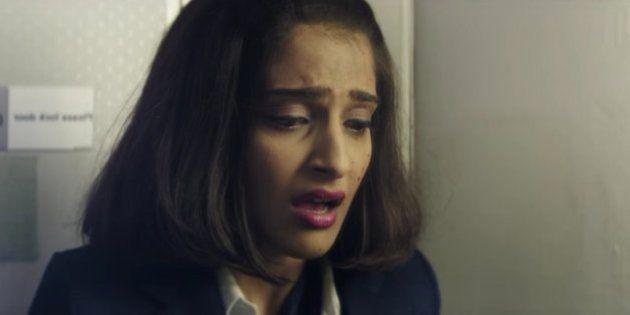 'Neerja' Review: A Fitting