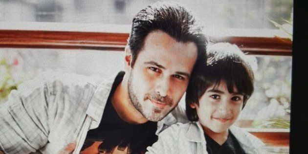 Emraan Hashmi's First Book Is About His Son's Battle Against