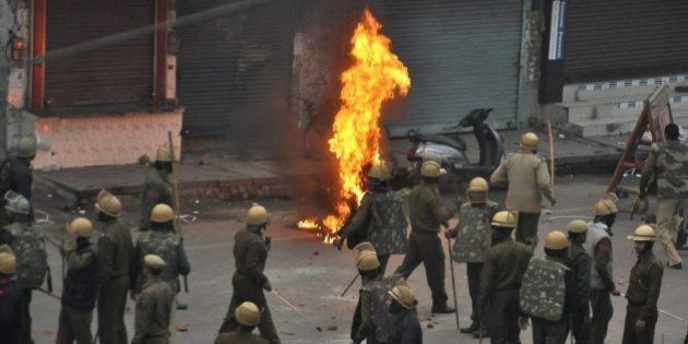 Jat Protests: Death Toll Climbs To Three, Shoot At Sight Orders