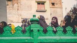 Photo Essay: The Silent, Shadowy Women At Nizamuddin