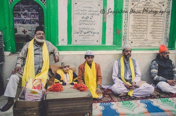 Photo Essay: The Silent, Shadowy Women At Nizamuddin
