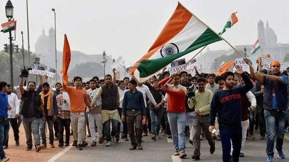 Declaring War On India Is Not Political