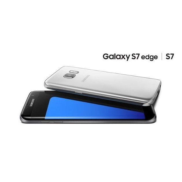 Samsung Launches Galaxy S7 And Galaxy S7