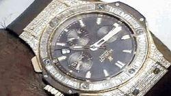 Karnataka CM Siddaramaiah Has A ₹70 Lakh Diamond Studded