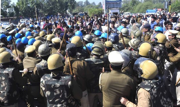 Haryana Chief Minister ML Khattar Heckled In Rohtak; HC Wants Jat Stir Report By
