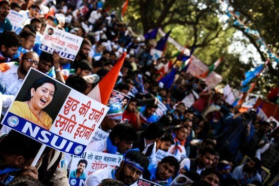 PHOTOS: Chalo Delhi - For Rohith
