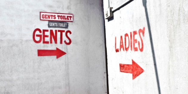 sign ladies for the public