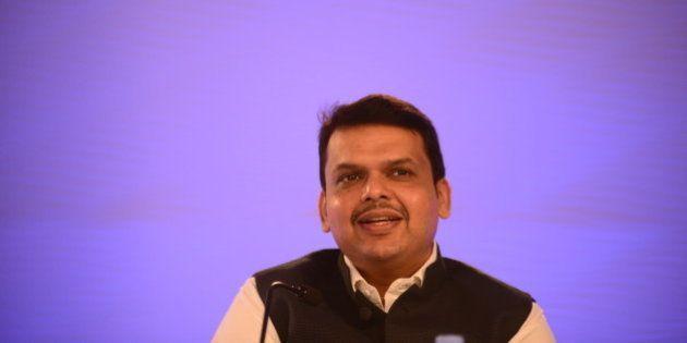 NEW DELHI, INDIA NOVEMBER 21: Chief Minister of Maharashtra Devendra Fadnavis at Hindustan Times Leadership...