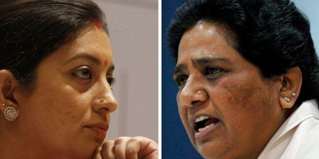 Budget Session Day 2: Mayawati And Smriti Irani Clash Over Rohith Vemula's