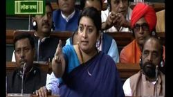 Will Cut My Head And Offer At Your Feet, Smriti Irani Tells