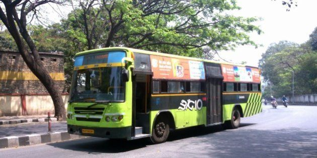 Police Arrest Bangalore Conductor Who Had Locked A Girl Up In A Bus For 45
