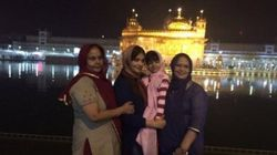 PHOTO: Aishwarya Rai Bachchan Visits The Golden Temple With Daughter