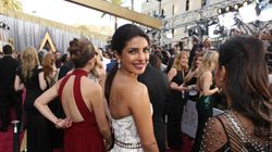 PHOTOS: Priyanka Chopra Is A Vision In White At The