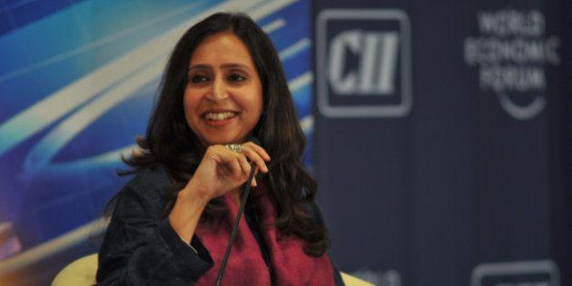 Rajasthan Patrika Asks 'Catch News' Editor Shoma Chaudhury To Step