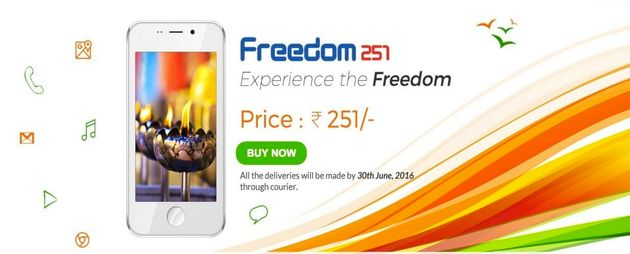 Early Customers Of Freedom 251 Are Being