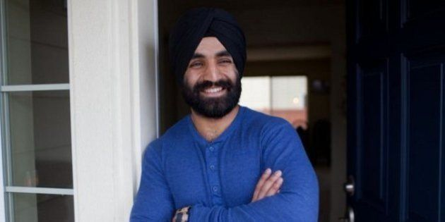 Captain Simratpal Singh Sues US Military Over Grooming Policy