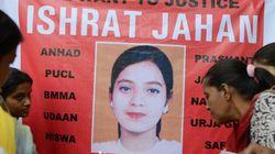 SC To Hear Plea For Revoking Action Against Gujarat Cops In Ishrat Jahan