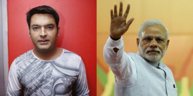 Kapil Sharma Wants To Interview PM Narendra Modi On His New Comedy