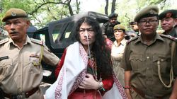 Irom Sharmila Arrested After Resuming Hunger