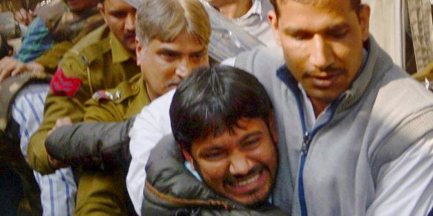 Kanhaiya's Bail Judgement Begins With 'Mere Desh Ki