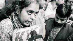Photoblog: 'Covering' A Protest For Kanhaiya, Umar And