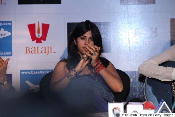 Ekta Kapoor Explains Why Hindi Television Will Not Stop Airing Regressive