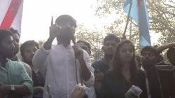 Watch Ex-ABVP Leader Flay BJP In Stinging Speech: 'We Don't Want Your