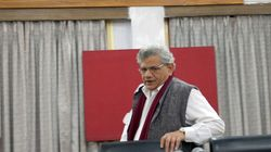 Yechury Moves Privilege Motion Against Irani In Upper