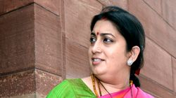 Smriti Irani Said AMU Centres Were Illegal: