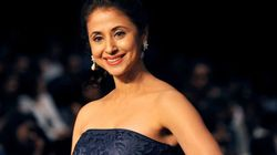 Urmila Matondkar Ties The