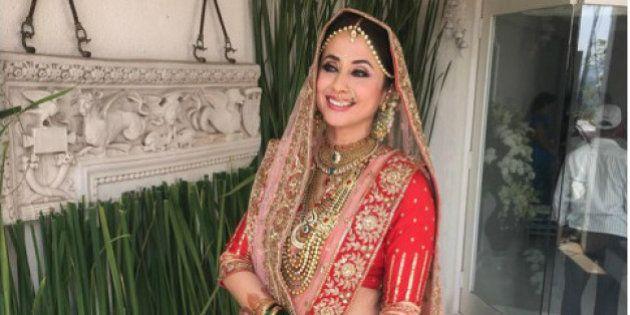 PHOTOS: Check Out Urmila Matondkar's Stunning Bridal