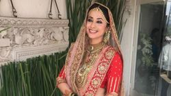 PHOTOS: Check Out Urmila Matondkar's Stunning Bridal