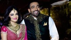 PHOTOS: Cricketers Robin Uthappa, Dhawal Kulkarni Begin Their Innings As Married
