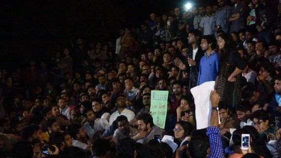 Welcoming Back Kanhaiya: An Electric Night And A Milestone For