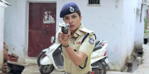 'Jai Gangaajal' Review: Priyanka Chopra Is The Weakest Link In This Shoddy Cop
