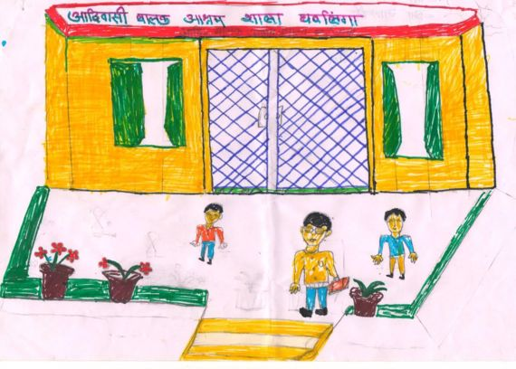 Education Is Giving A Voice To These Adivasi Children Of